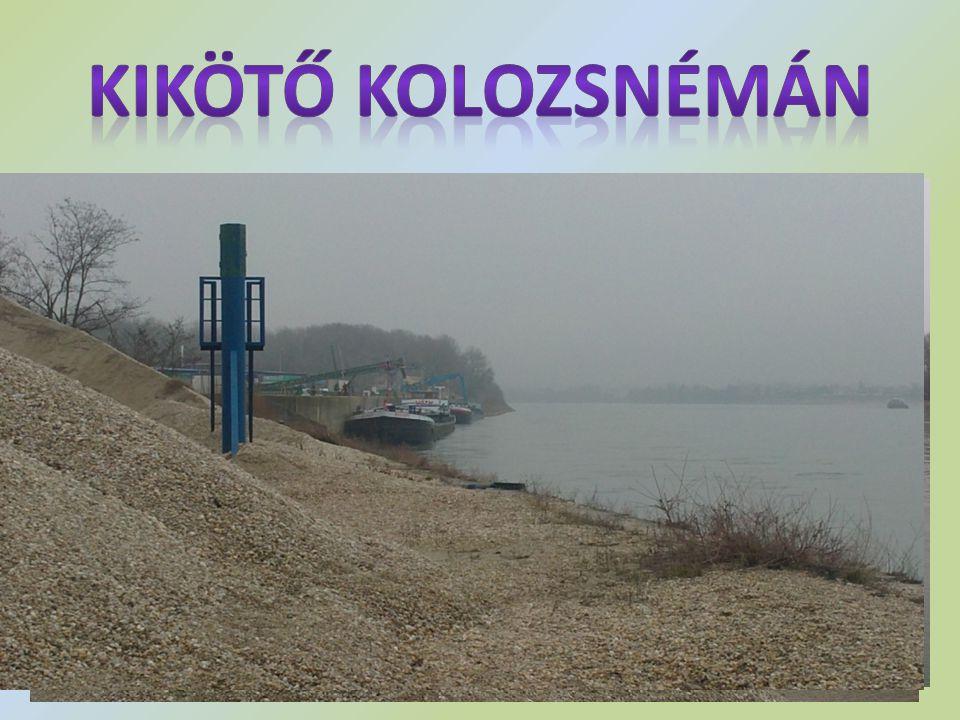 Kikötő Kolozsnémán