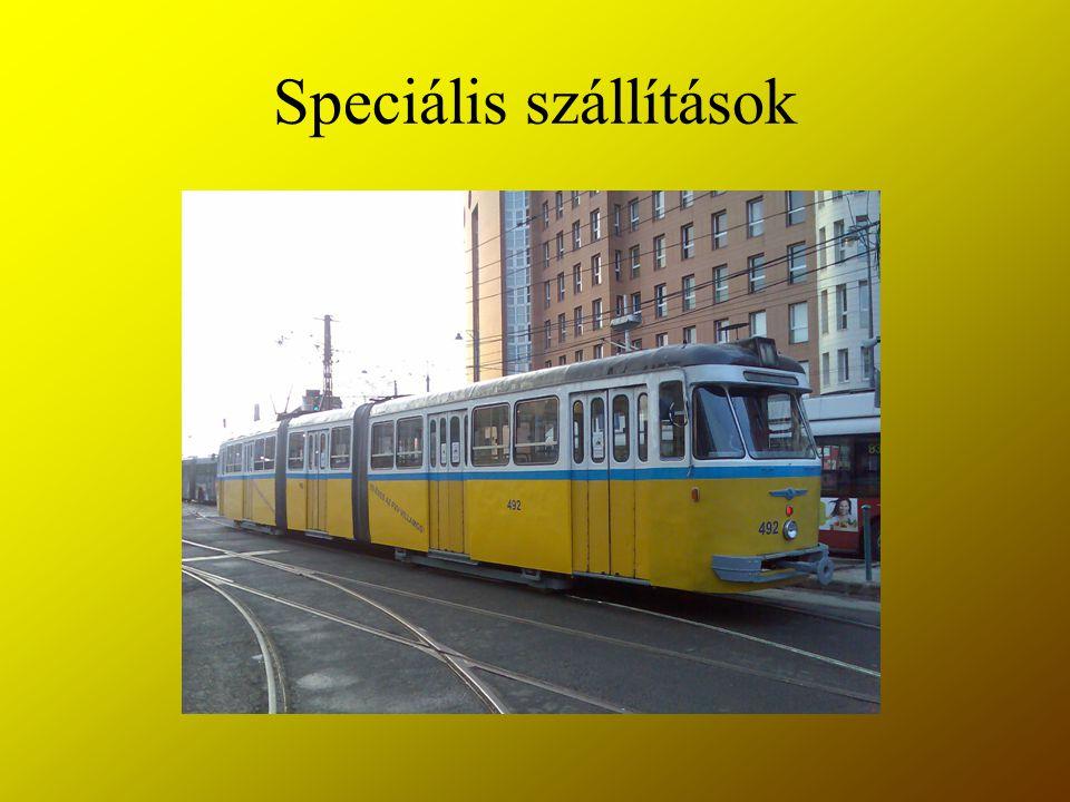 Speciális szállítások
