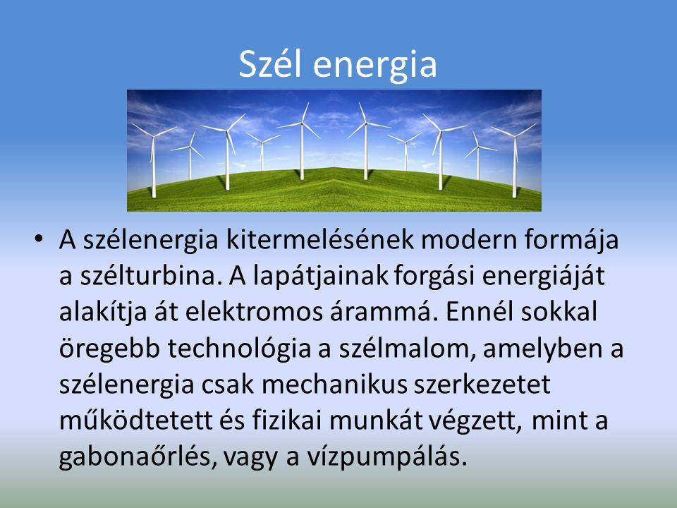 Szél energia