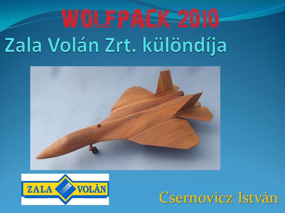Zala Volán Zrt. különdíja