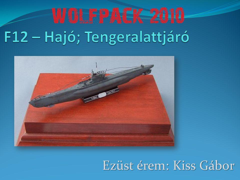 F12 – Hajó; Tengeralattjáró