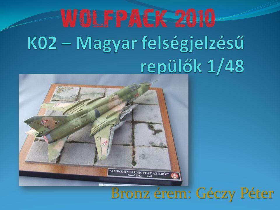 K02 – Magyar felségjelzésű repülők 1/48