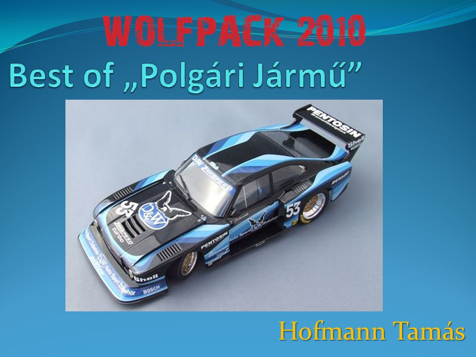 """Best of """"Polgári Jármű"""