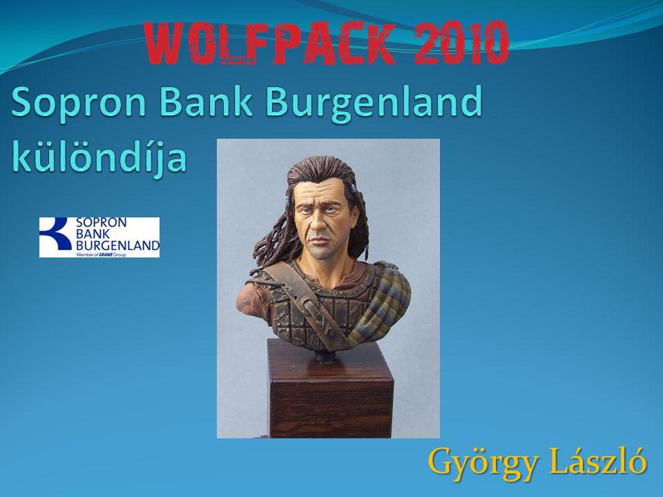 Sopron Bank Burgenland különdíja