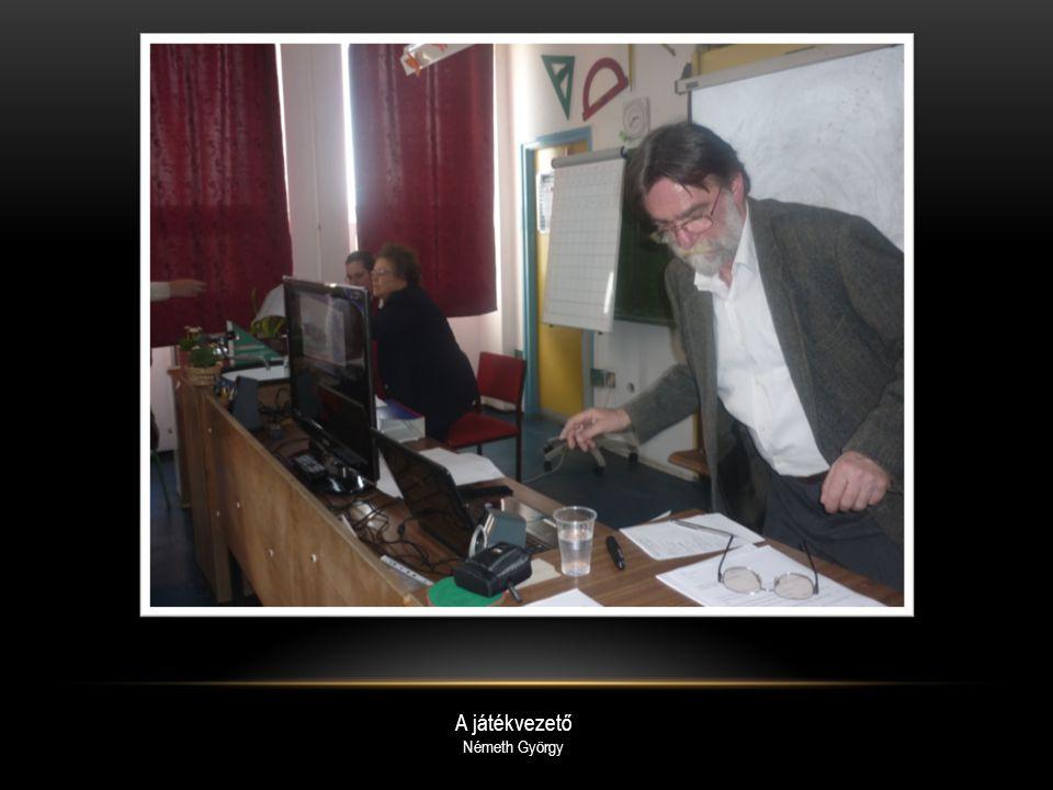 A játékvezető Németh György