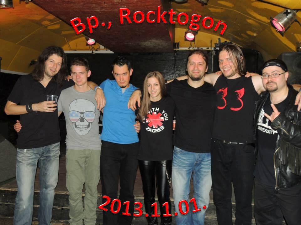 Bp., Rocktogon 2013.11.01.