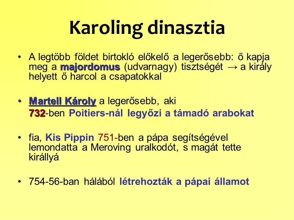 Karoling dinasztia