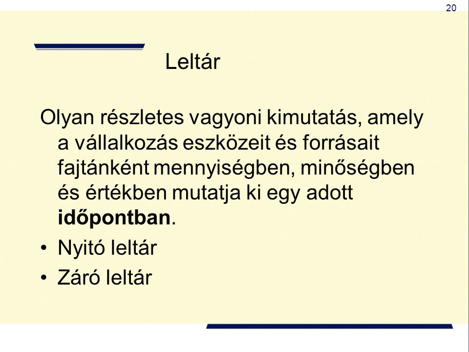 Leltár