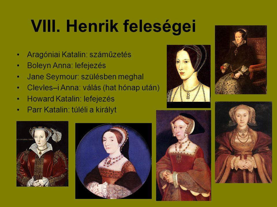VIII. Henrik feleségei Aragóniai Katalin: száműzetés