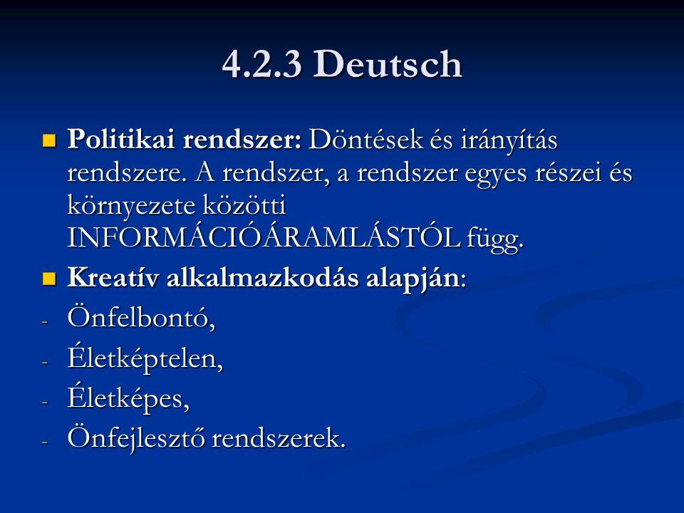 4.2.3 Deutsch