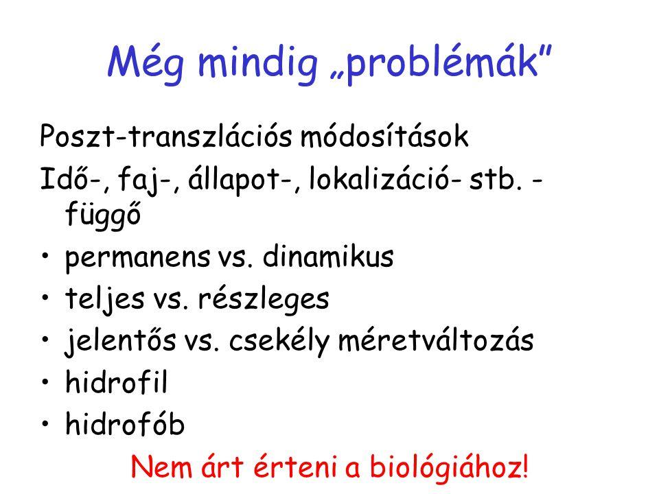 """Még mindig """"problémák"""