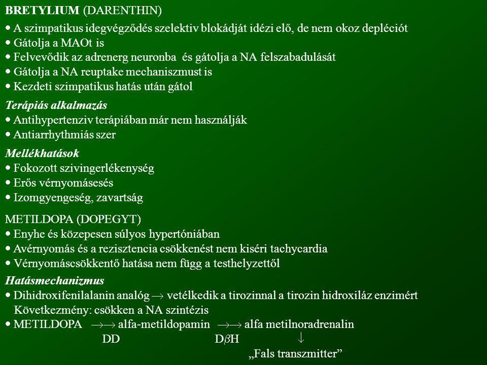 BRETYLIUM (DARENTHIN)
