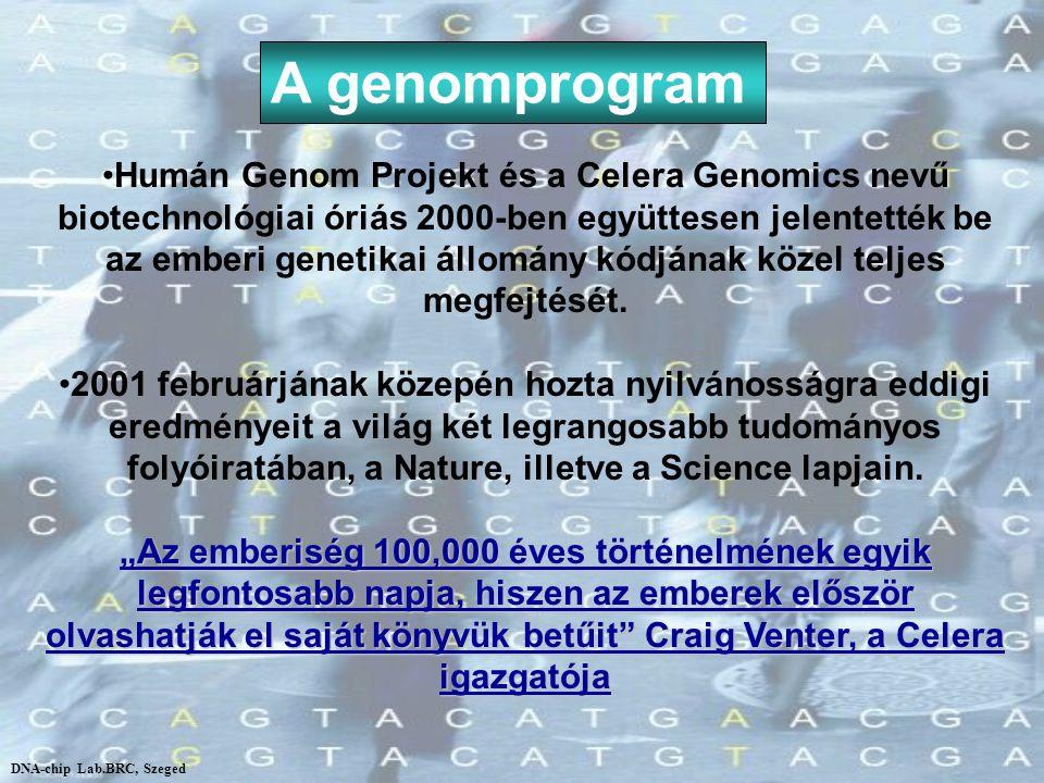 A genomprogram