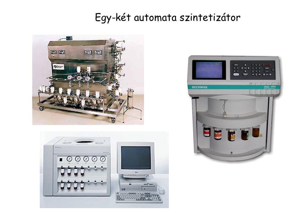 Egy-két automata szintetizátor
