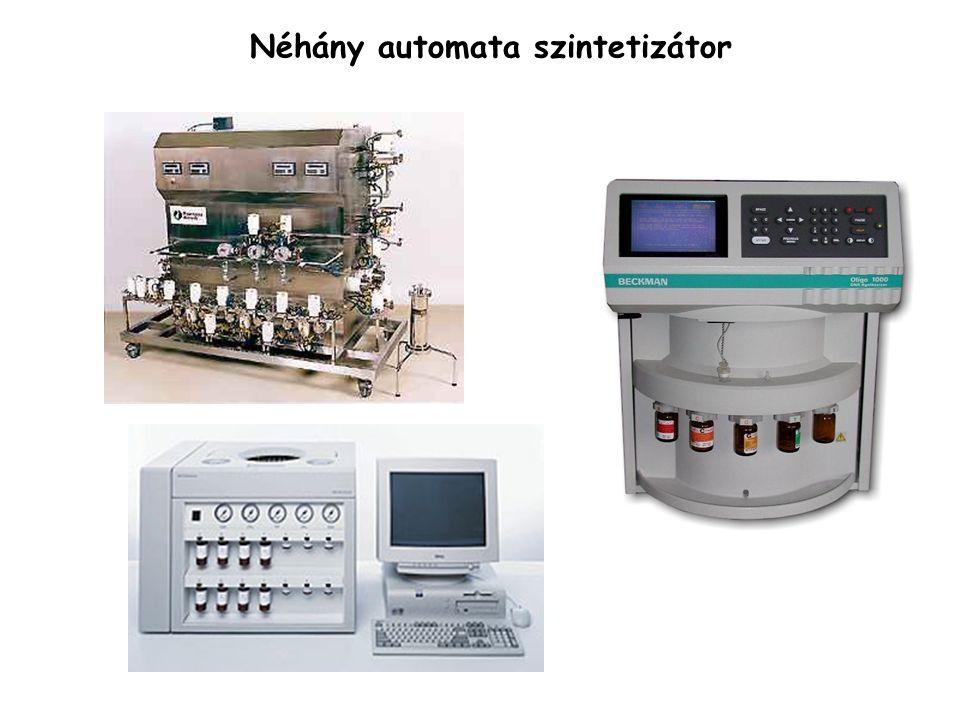Néhány automata szintetizátor