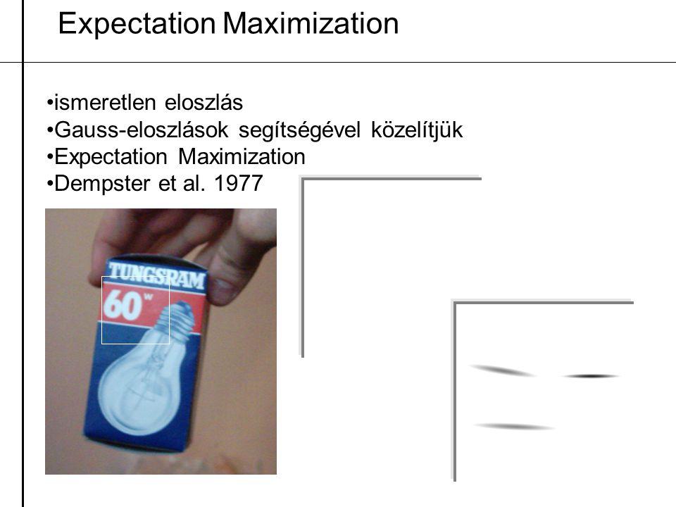Expectation Maximization