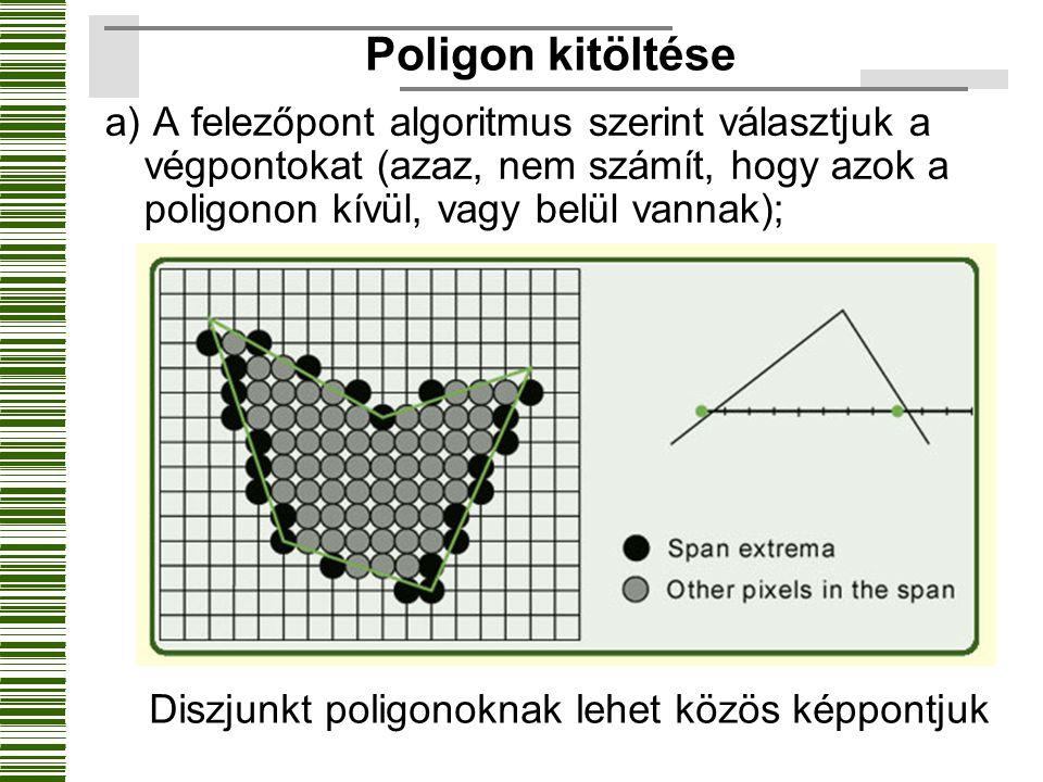Máté: Számítógépes grafika alapjai