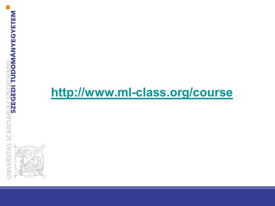 http://www.ml-class.org/course
