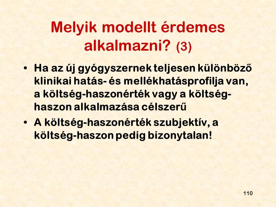Melyik modellt érdemes alkalmazni (3)