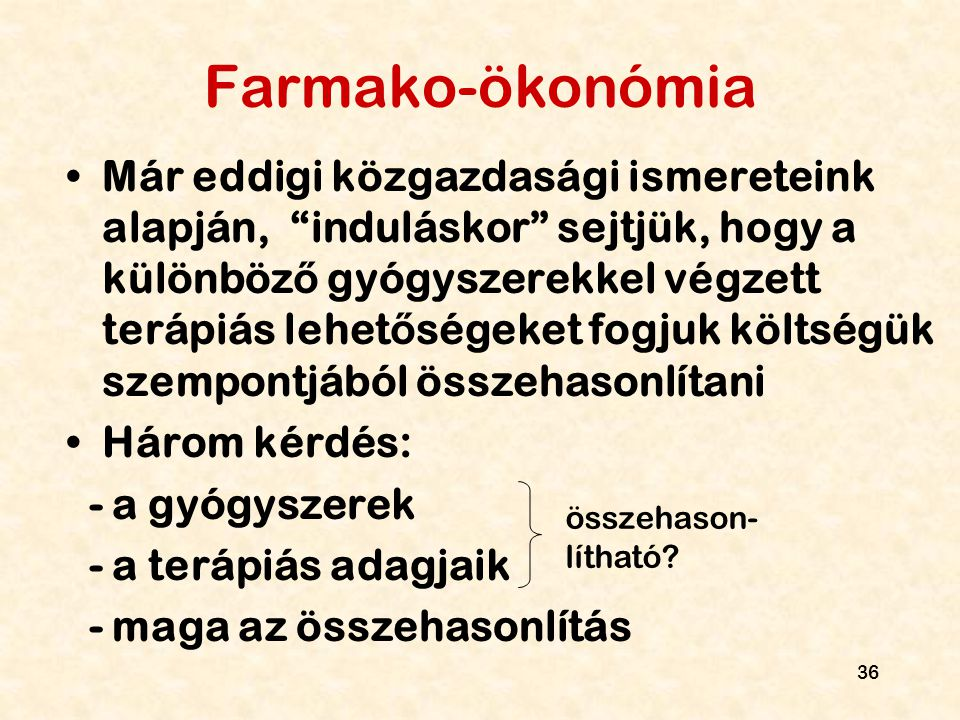 Farmako-ökonómia