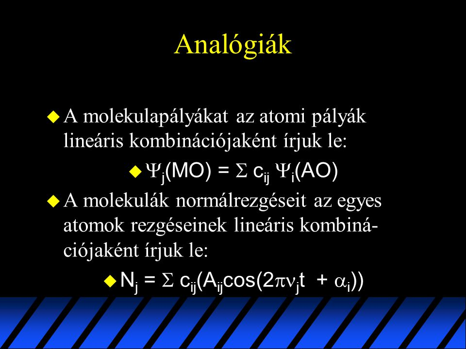 Nj = S cij(Aijcos(2pnjt + ai))