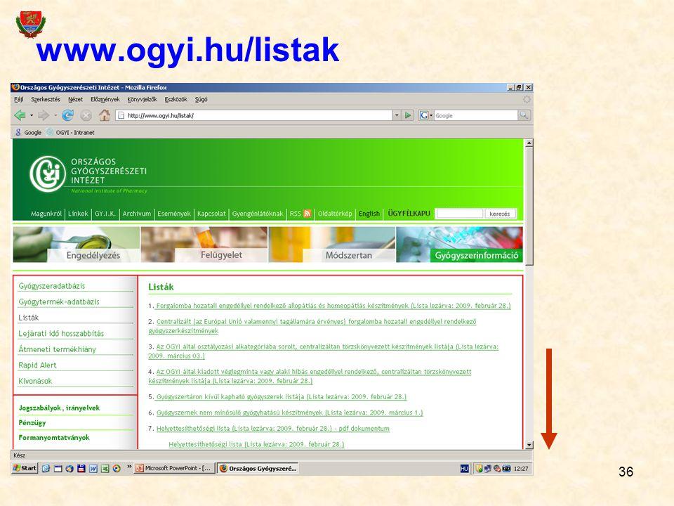 www.ogyi.hu/listak