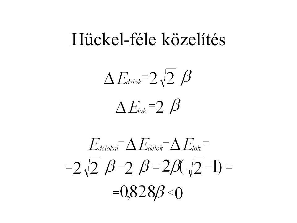 Hückel-féle közelítés