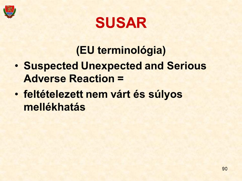 SUSAR (EU terminológia)