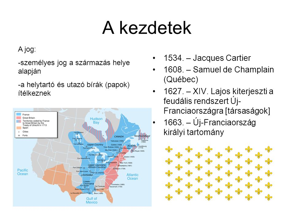 A kezdetek 1534. – Jacques Cartier