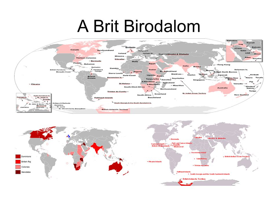 A Brit Birodalom