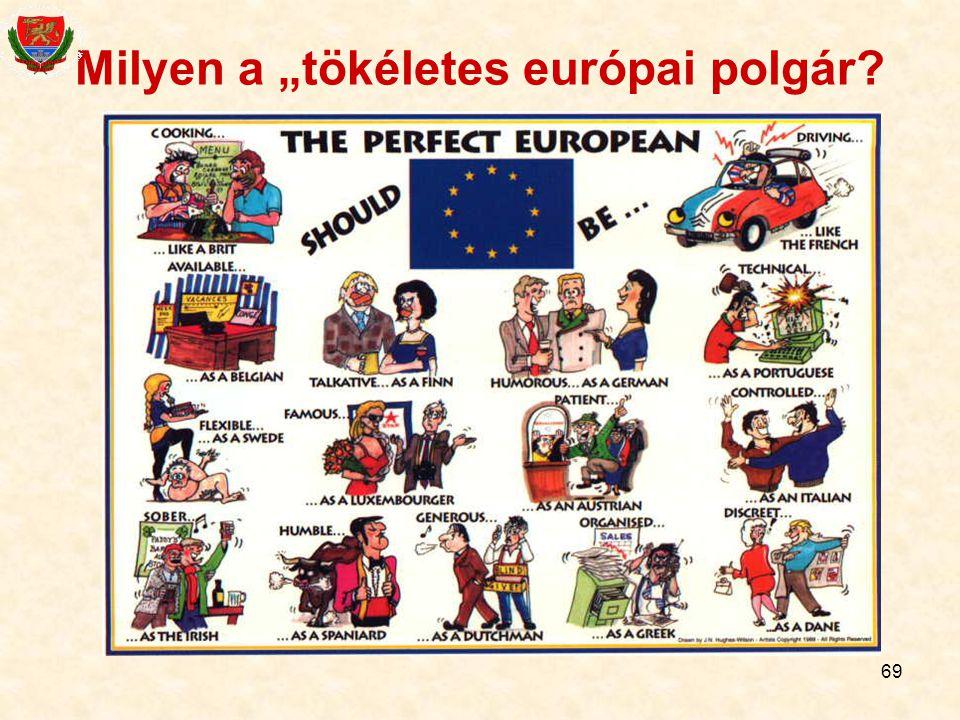 """Milyen a """"tökéletes európai polgár"""