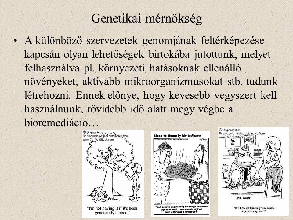 Genetikai mérnökség