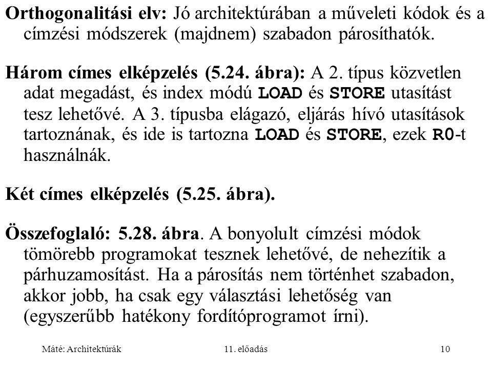 Két címes elképzelés (5.25. ábra).