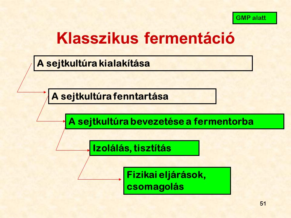 Klasszikus fermentáció