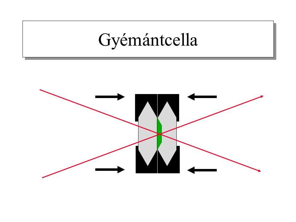 Gyémántcella