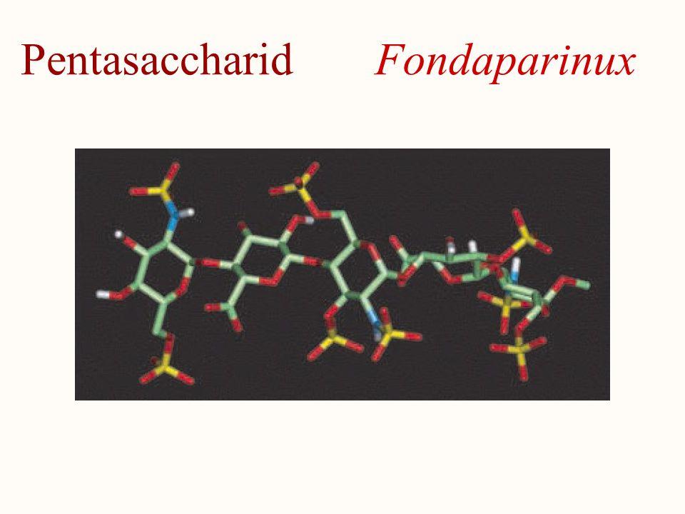Pentasaccharid Fondaparinux
