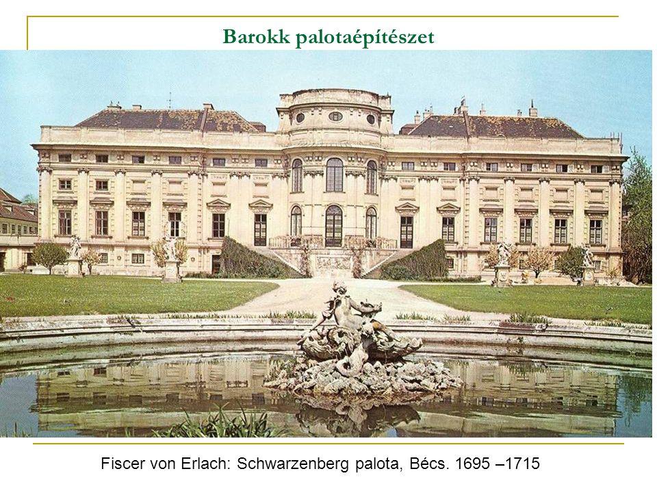 Barokk palotaépítészet