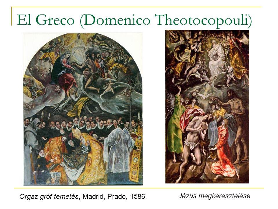El Greco (Domenico Theotocopouli)
