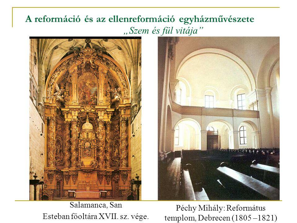 A reformáció és az ellenreformáció egyházművészete