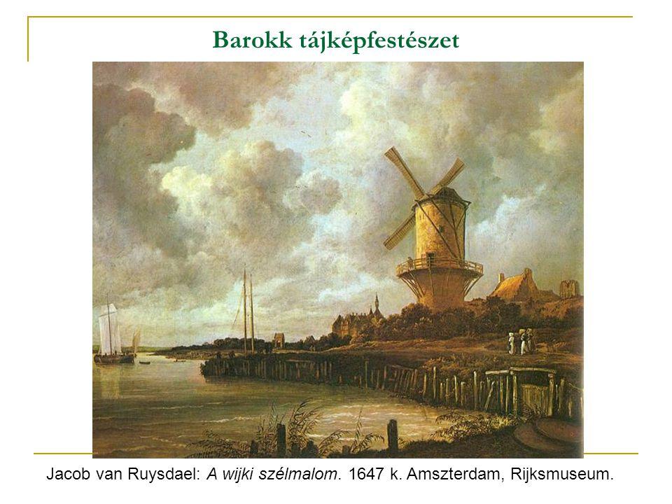 Barokk tájképfestészet