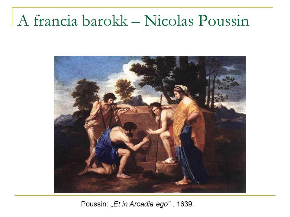 A francia barokk – Nicolas Poussin