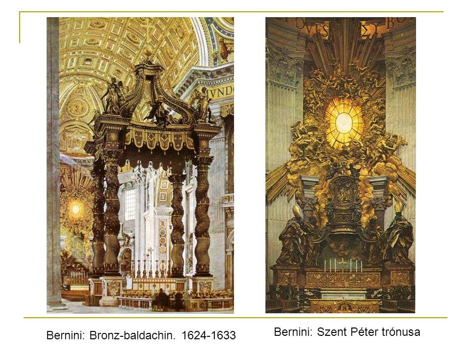 Bernini: Szent Péter trónusa