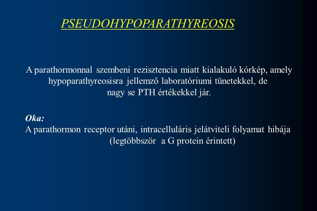 PSEUDOHYPOPARATHYREOSIS