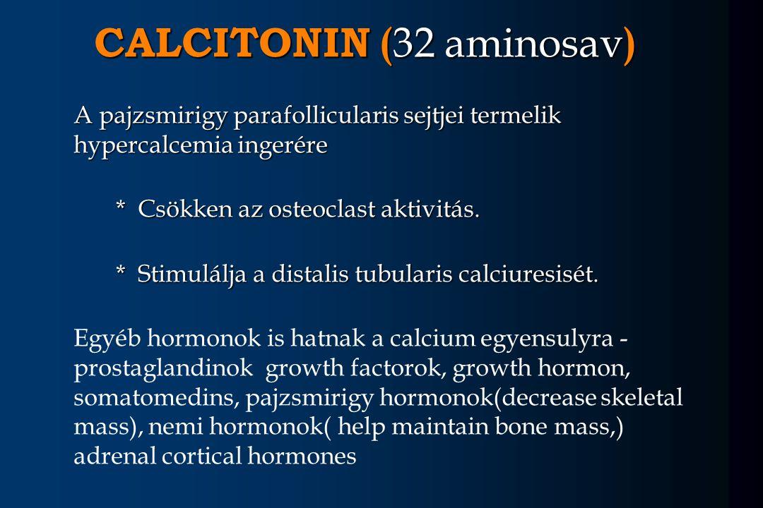 CALCITONIN (32 aminosav)