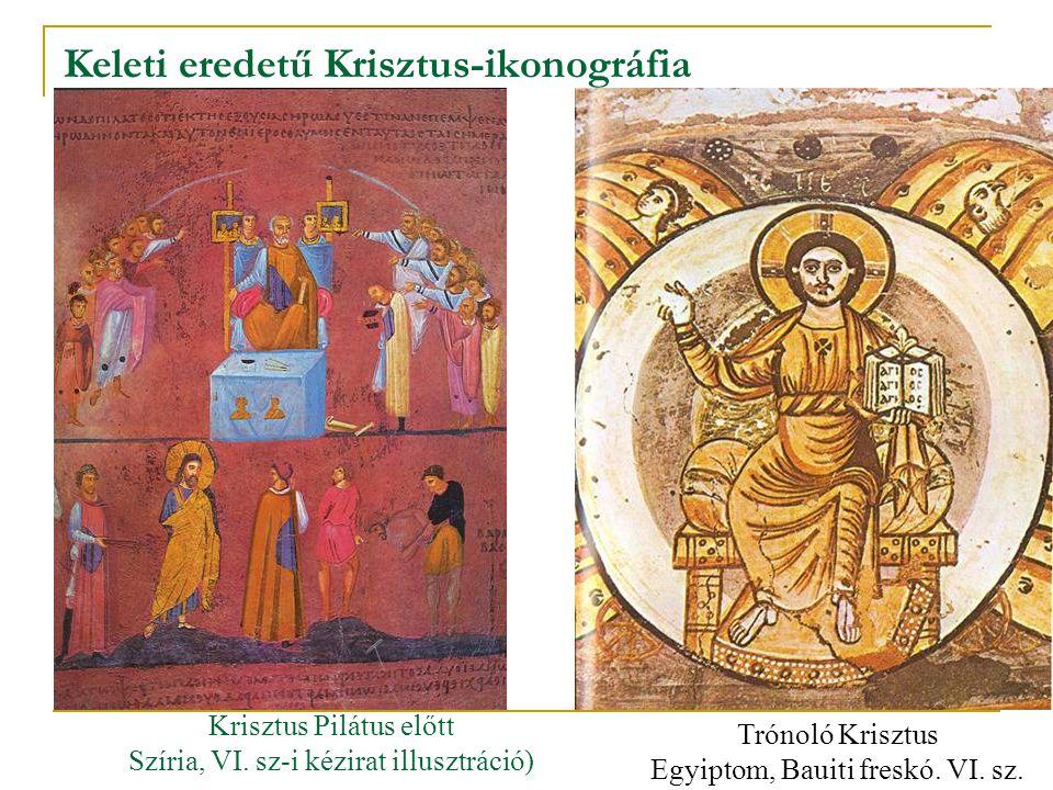 Keleti eredetű Krisztus-ikonográfia