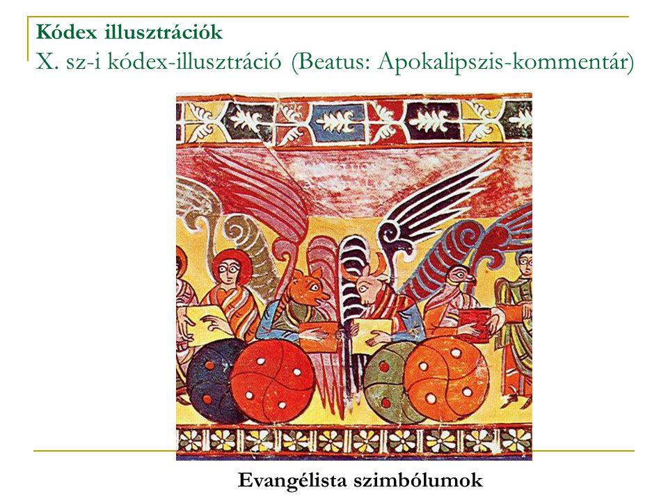 Evangélista szimbólumok