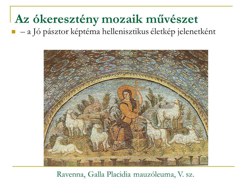 Az ókeresztény mozaik művészet
