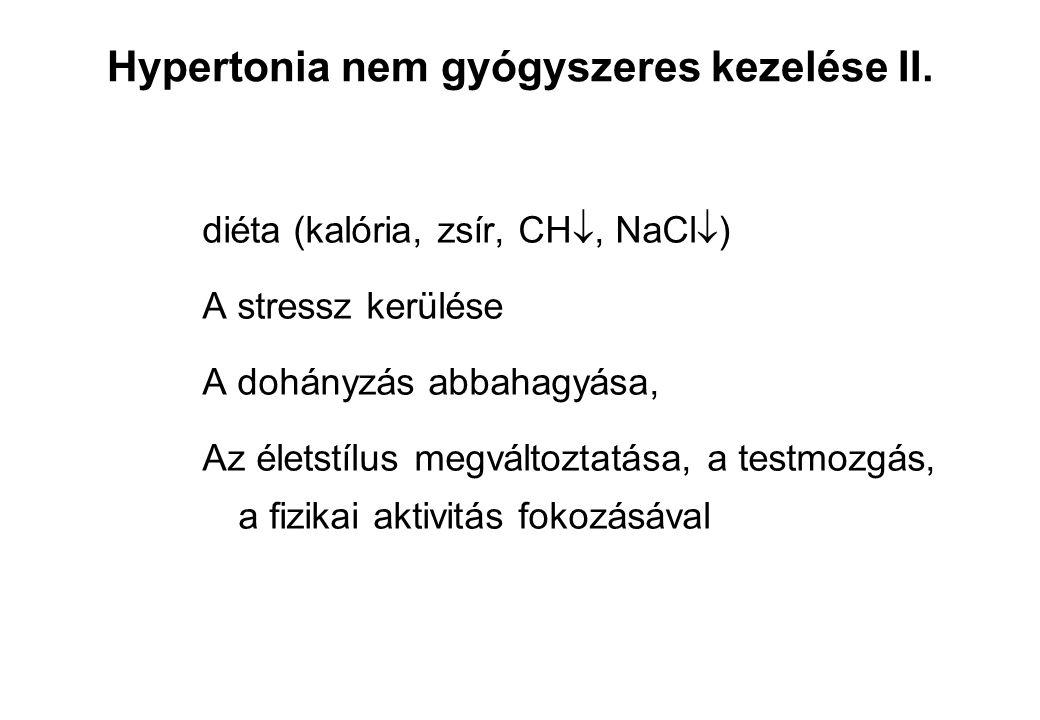 Hypertonia nem gyógyszeres kezelése II.