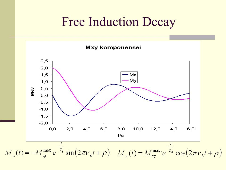 Free Induction Decay