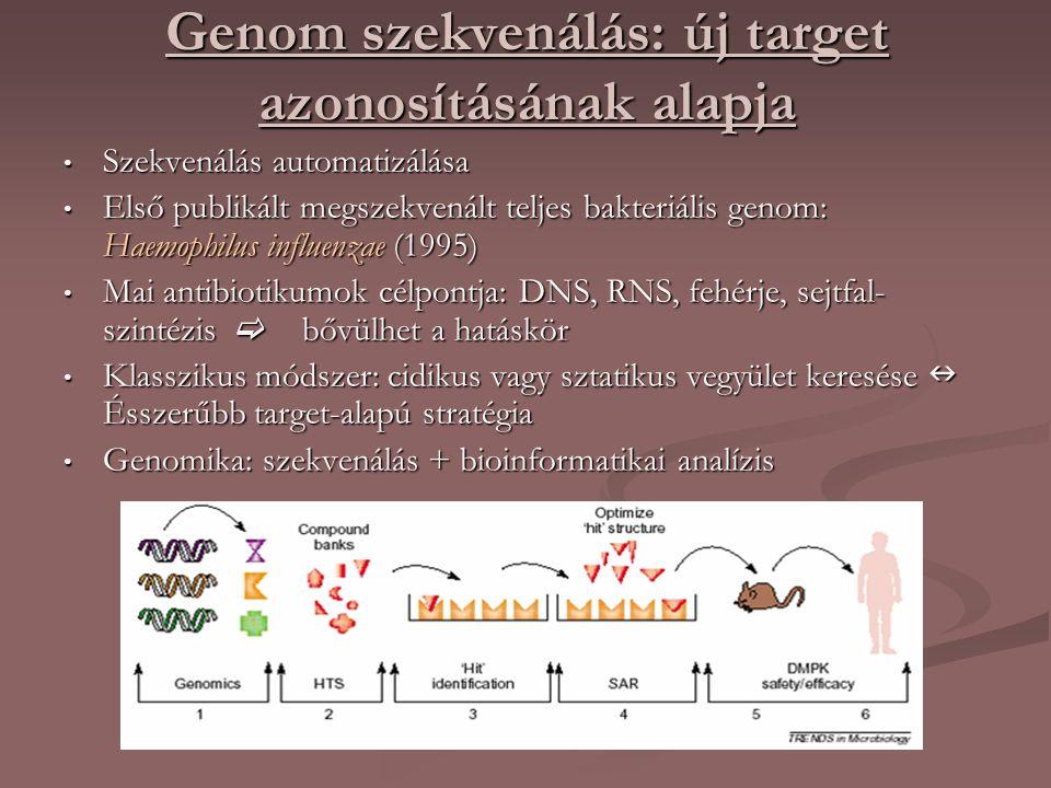 Genom szekvenálás: új target azonosításának alapja